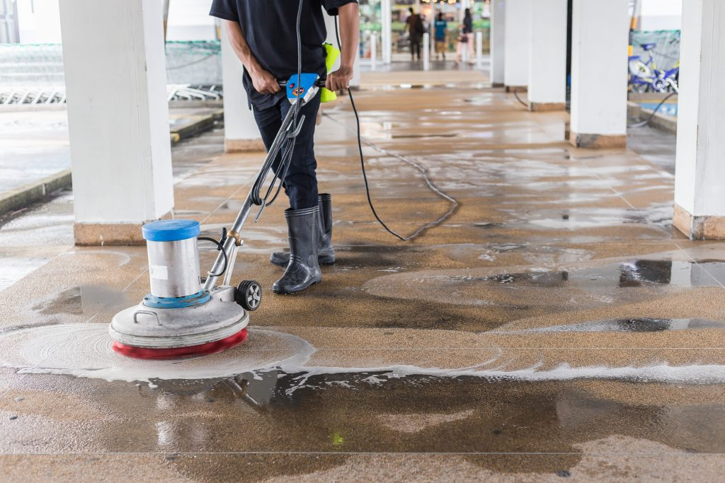 Clean Your Commercial Property