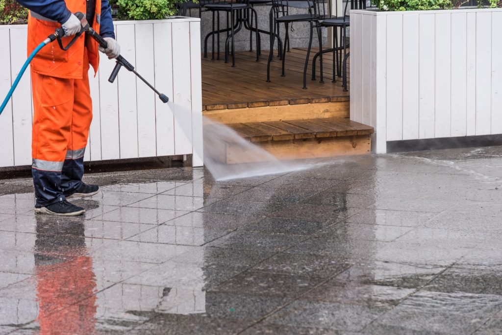 Commercial Pressure Washing Company